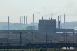 Промышленный клипарт. Магнитогорск, трубы, ммк, смог, промышленная зона, нму, производство, экология