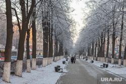 Виды Перми, зима 2020 г. Пермь., зима, пермь, комсомольский проспект