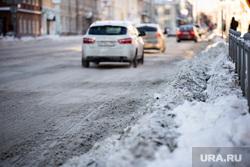 Последствия снегопада в Екатеринбурге, снег, уборка снега