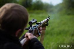Клипарт.  Сургут, оружие, стрельба, охота, винтовка, охотник, снайперская винтовка, винтовка мосина