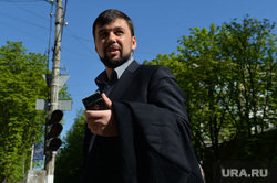 Украина. Славянск. 26.04.2014, пушилин денис