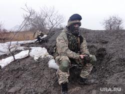 Фотографии с передовой. Украина. ДНР, боец, война