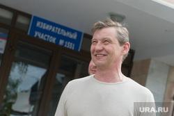 Предварительное голосование ЕР в Лицее им. Дягилева. Екатеринбург, кадочников андрей