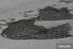 Пятьдесят пятый день вынужденных выходных из-за ситуации с распространением коронавирусной инфекции CoVID-19. Екатеринбург, ремонт моста, ямы на дороге, плохая дорога, яма на дороге, разбитая дорога, мост 40-летия комсомола