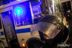 Несанкционированная акция против принятия поправок к Конституции РФ на Пушкинской площади в Москве. Москва, автозак, задержание активистов, митинг, полиция, росгвардия, космонавты, винтилово, дождь, петровка улица