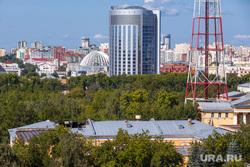 Оровайские казармы (памятник архитектуры). Екатеринбург, центр международной торговли
