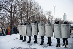 Несанкционированная акция в поддержку оппозиции. Екатеринбург , митинг, шествие, екатеринбург
