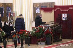 Прощание с Владимиром Терешковым. Необр