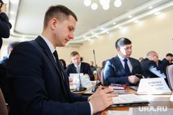 Аппаратное совещание у главы города Натальи Котовой. Челябинск, егоров александр