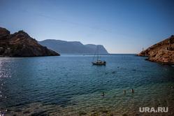 Виды Крыма, крым, балаклава, катер, черное море, виды крыма