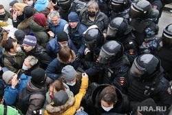 Митинг в поддержку оппозиции на Пушкинской площади. Москва, силовики, мвд, акция, дубинка, митинг, полиция, демонстрация, несанкционированная акция, несанкционированная, омон, омоновцы