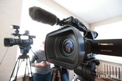 Визит врио губернатора Шумкова Вадима в Шатровский район., видеокамера, видео съемка