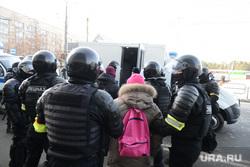 Несанкционированная акция в поддержку оппозиционера. Челябинск , митинг, полиция, задержание, омон, несогласованная акция