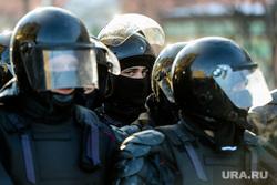 Несанкционированная акция в поддержку оппозиционера. Челябинск , митинг, полиция, омон