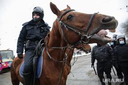 Несанкционированная акция в поддержку Алексея Навального. Пермь