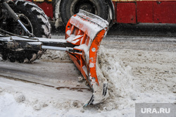 Снегопад, зима. Челябинск, снег, уборка снега, снегоуборочная техника, трактор, снегопад, транспорт, зима, дорога, снегоуборщики