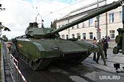 День танкиста в Нижнем Тагиле. Екатеринбург, бронетехника, тяжелое вооружение, танк, танк т-14 армата