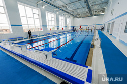 РМК, Михеевский ГОК, открытие бассейна в Варне. Челябинская область, бассейн