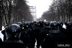 Несанкционированная акция в поддержку оппозиционера. Екатеринбург, митинг, шествие, екатеринбург , несанкционированная акция
