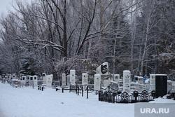 Рябковское кладбище. Курган , снег, похороны, могила, смерть, кладбище, зима, смертность
