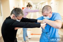 Процесс восстановления после коронавируса в Свердловском областном клиническом психоневрологическом госпитале для ветеранов войн. Екатеринбург
