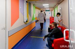Больница. Челябинск, коридор, стационар, палата, медицина, клиника, врач, больница