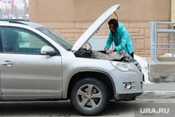 Автоледи. Ремонт машины. Челябинск, ремонт машины, капот, автоледи, авторемонт