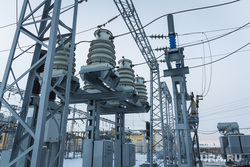 Клипарт. Магнитогорск, ток, провода, напряжение, подстанция, электричество