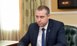 Андрей Гаранин, глава города Губкинский, ЯНАО, гаранин андрей