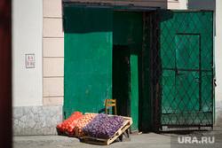 Рейдерский на Овощебазе 4. Екатеринбург, овощебаза, ворота