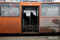 Виды Перми, троллейбус, общественный транспорт