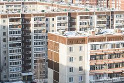 Виды Екатеринбурга, многоэтажка, жилой дом, спальный район, город, чкаловский район, мкр ботанический