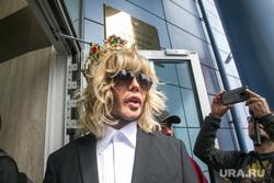 Шоумен и парикмахер Сергей Зверев в Тверском районном суде г. Москвы. Москва, зверев сергей