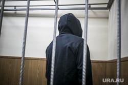 Криминальный авторитет Олег Шишканов на судебном заседании по избранию ему меры пресечения Басманным районным судом г. Москвы. Москва, подследственный, решетка, заключенный, скамья подсудимых, подсудимый, арестант, вор в законе, шишканов олег, шишкан