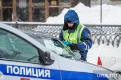 Снегопад, мороз, зима. Челябинск, снег, снегопад, проверка документов, зима, дпс, гибдд, полиция, гаи, мороз