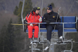 Лукашенко, подъемник, лыжи, путин владимир, лукашенко александр