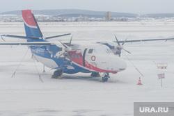 Виды Екатеринбурга, угмк, техобслуживание, самолет
