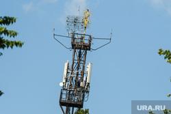 Виды Железногорска, Красноярский край, вышка сотовой связи