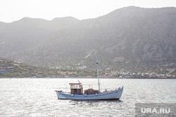 Клипарт. Греция. Крит, море, корабль, отпуск, греция, крит, отдых