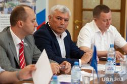 Выездное совещание общественного совета федерального партийного проекта «Безопасные дороги». Екатеринбург, альшевский андрей, крупин виталий