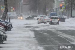 Снежный буран и непогода. Челябинск, холод, зима, буран, непогода, метель, шторм, ураган, климат, вьюга, мороз