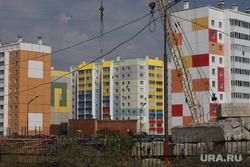 Строительные работы на автодороге по улице Мальцева. Курган  , новостройка, автодорога, строительство, застройка квартала