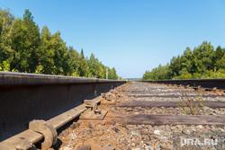 Путевые фото. Нижний Тагил -Восточный - Верхотурье - Гари, рельсы, шпалы, железная дорога