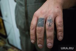 Клипарт. Сургут, заключенные, зона, уголовник, татуировка, зеки, пальцы, вор в законе