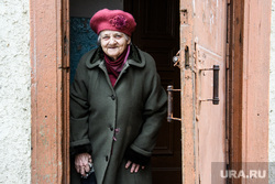 Виды Екатеринбурга, пенсионерка, старушка, старость, бабушка
