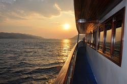Открытая лицензия на 04.08.2015. Корабли в море., корабль, круиз