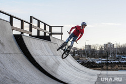 Поездка Алексея Текслера в Магнитогорск. Челябинская область, скейт-парк, экстремальный спорт