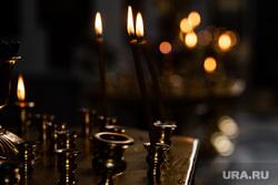 Звон-благовест в Храме-колокольне «Большой Златоуст». Екатеринбург, свечи, храм, церковь, вера, православная церковь, православие