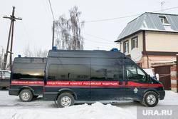 Пожар в поселке Боровский. Тюмень, следственный комитет