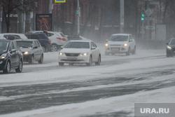 Снежный буран и непогода. Челябинск, холод, зима, буран, непогода, метель, шторм, ураган, климат, автомобили, мороз, автотранспорт